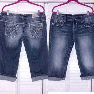 Vigoss Capri Jeans